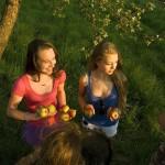 Třetí soutěž - zbašti jablko (101Čáry2012©D.Koutník)
