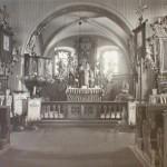 16-Interiér kostela svaté Kateřiny Alexandrijské-1927