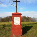 48-Kříž Na příhoně-na křižovatce silnic do Jiviny, Vlastibořic a Sedlíšťky