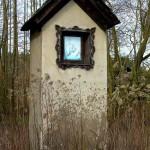 56-Kaple u Dlouhého háje-při modře značené cestě